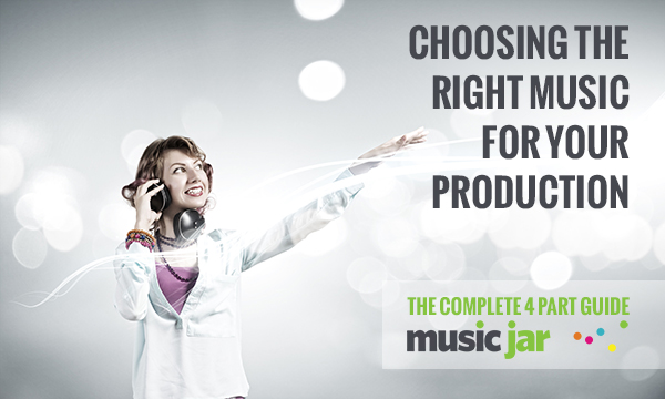 Choosing The Right Music For The Job Part 4